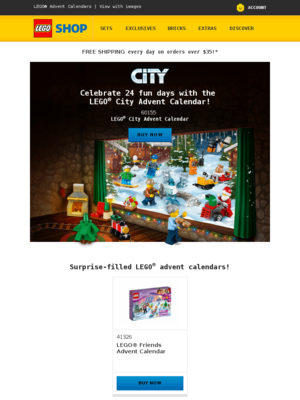 Lego email example easter gift shop is open 124 negle Gallery