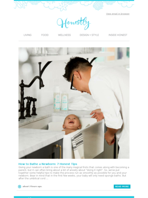 The Honest Company Blog - blog@thehonestcompany.com