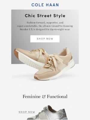New High Street-Style Sneakers