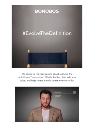 Ready to #EvolveTheDefinition?