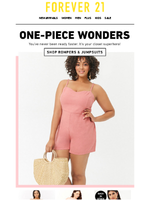 One-Pieces You Need RN