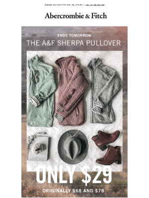 Current obsession: sherpa 😍