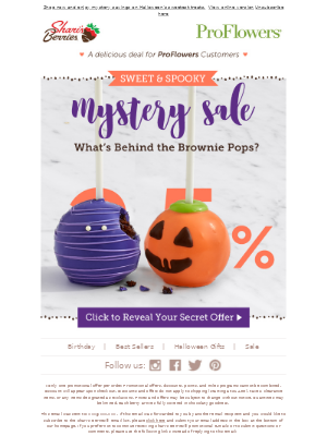 Shhh... Did You Hear That? It's a Halloween Mystery (Sale).