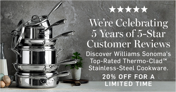 We're Celebrating 5 Years of 5-Star Customer Reviews - 20% OFF FOR A LIMITED TIME