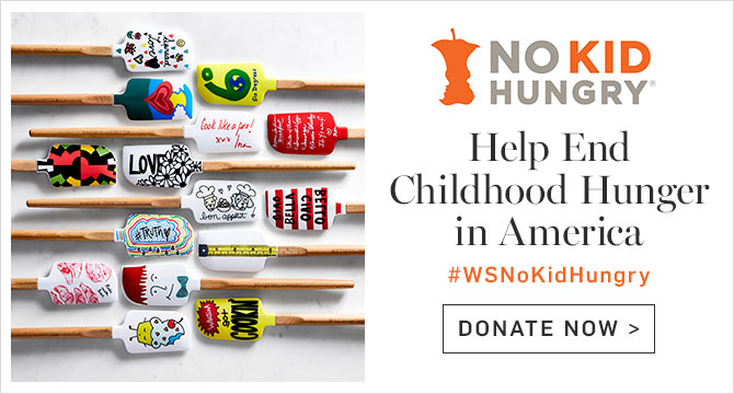 NO KID HUNGRY® - Help End Childhood Hunger in America #WSNoKidHungry - DONATE NOW