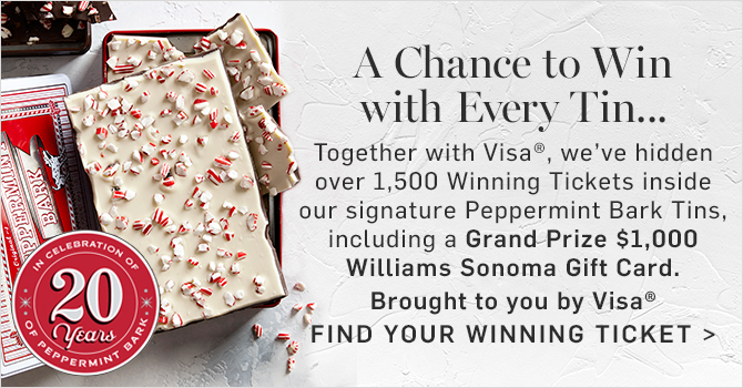 A Chance to Win with Every Tin... FIND YOUR WINNING TICKET