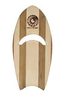 BoneFish Handplane - Carved Grip