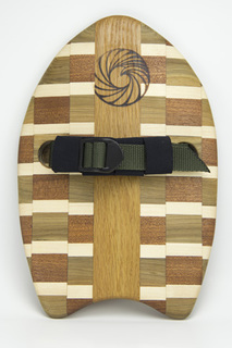Custom Made Handplane for Bodysurfing