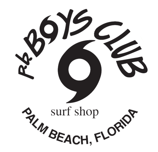 p.b. Boys Club Surf Shop - Palm Beach, Florida
