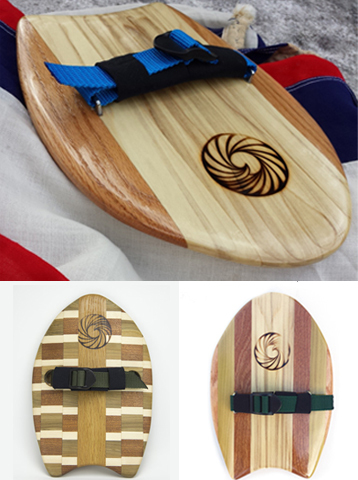 Fat Minnow Handplane - Bodysurfing, Evolved