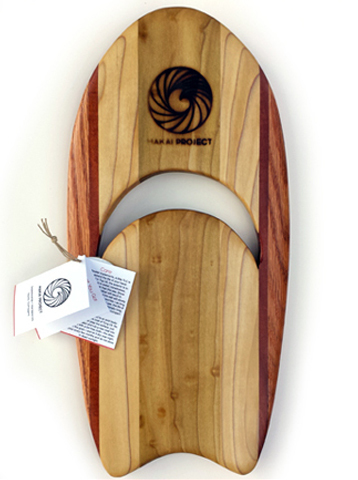 Fat Fish Handplane - Bodysurfing Handplane for Small Swell