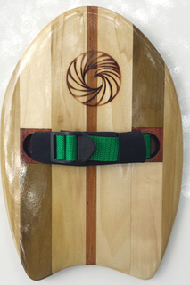 bodysurf - wave riding weapon - Makai Project Fat Minnow handplane