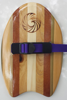 Handplane for bodysurfing - Makai Project Wave Riding Weapon - Fat Minnow handplane
