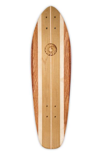 Custom Kicktail Skateboards from Makai Project