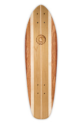 Custom Kicktail Skateboards from Makai Project