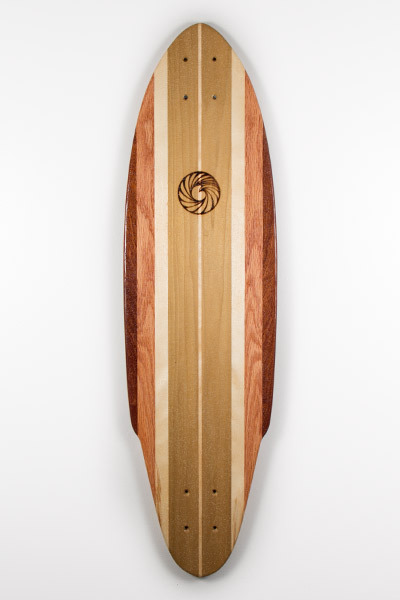 Handcrafted Skateboards from Makai Project - Performance Art - Made in the USA