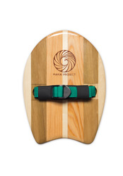 Fat Minnow Handplane - Body Surfing - Handmade Handplane for BodySurfing - Makai Project
