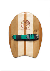 Fat Minnow Handplane - Makai Project - Bodysurfing Wave Riding Board