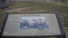 Battle-of-gettysburg-high-water-mark-usa
