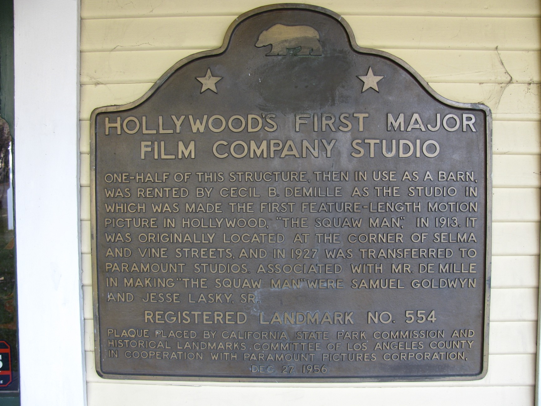 Hollywoods-first-major-film-company-studio-6674