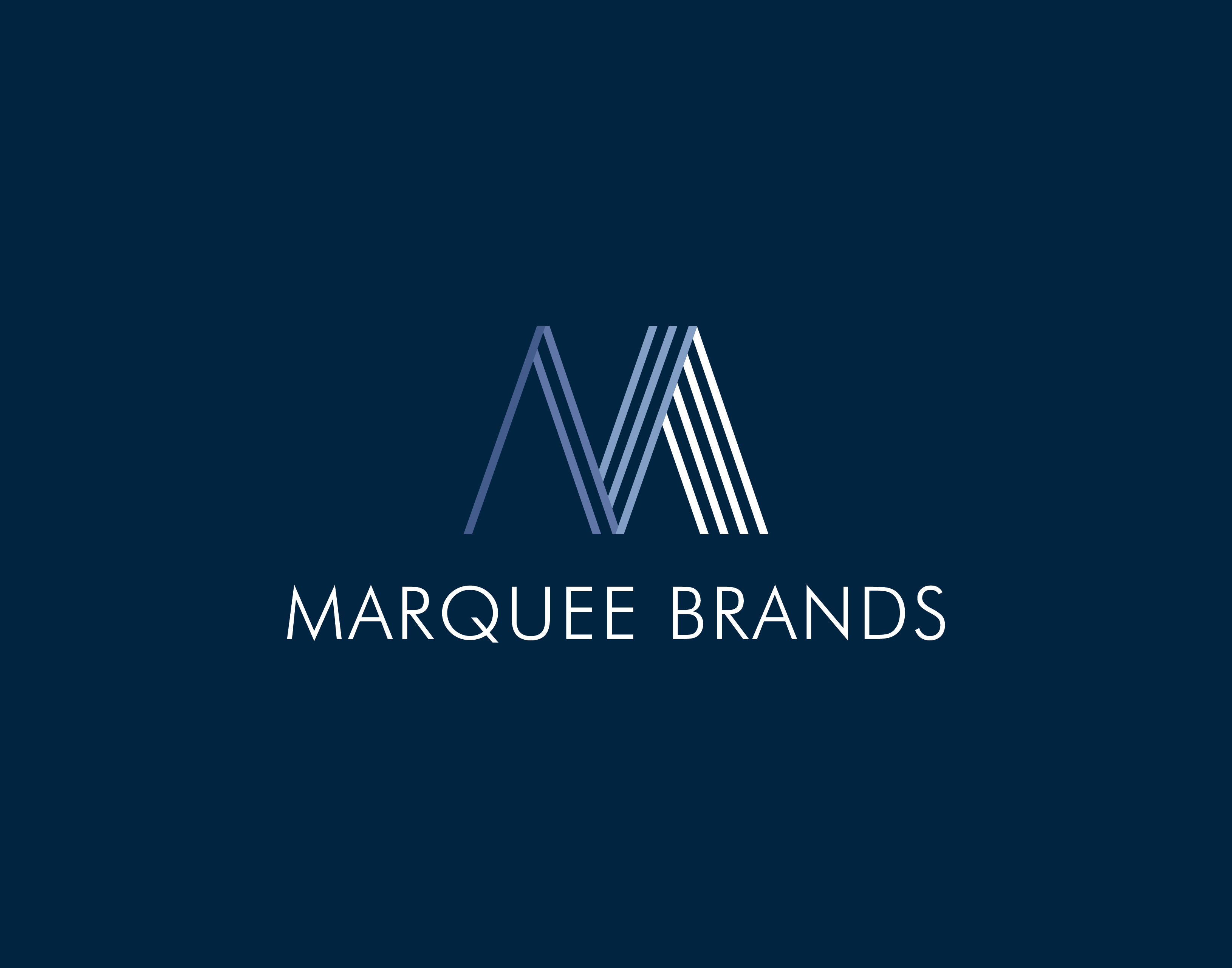 Marquee blue