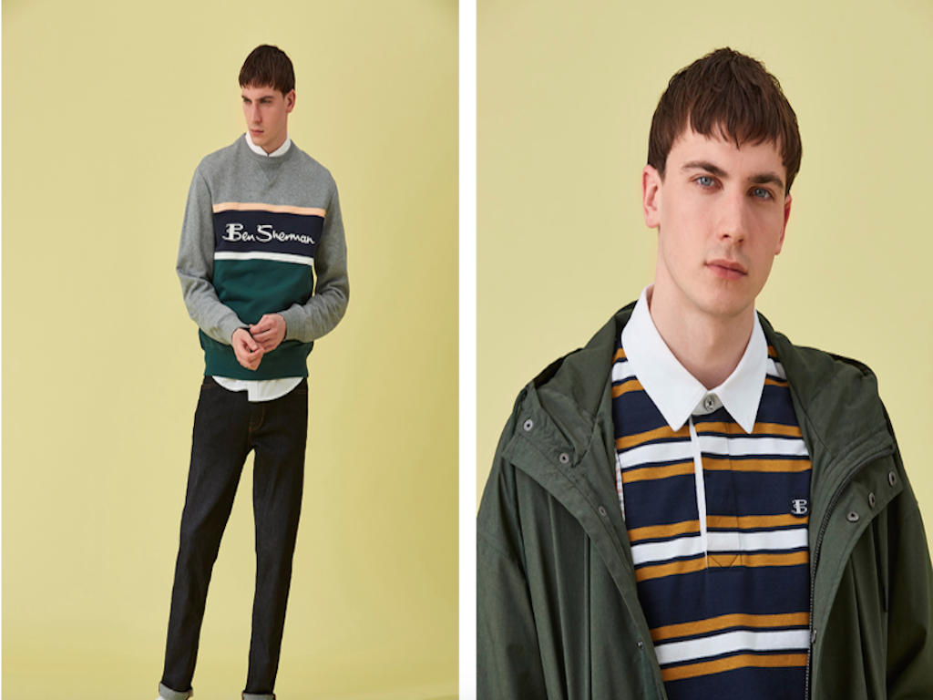 Mr ben sherman reimagined web