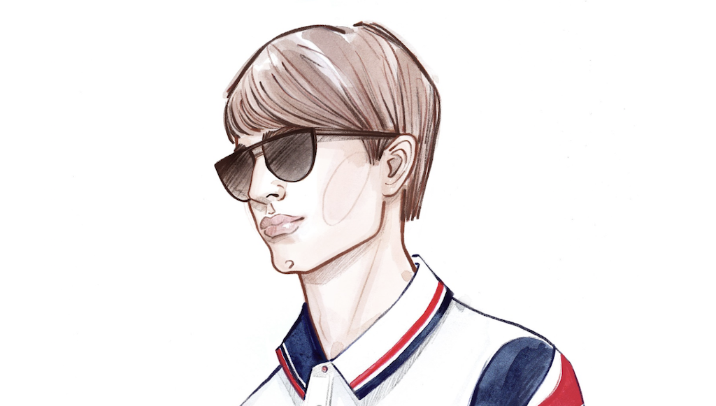 Drapers ben sherman  x team gb first look