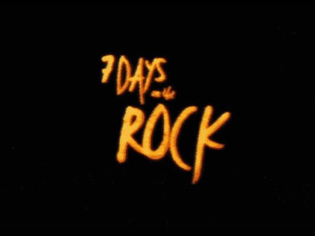 7daysontherock