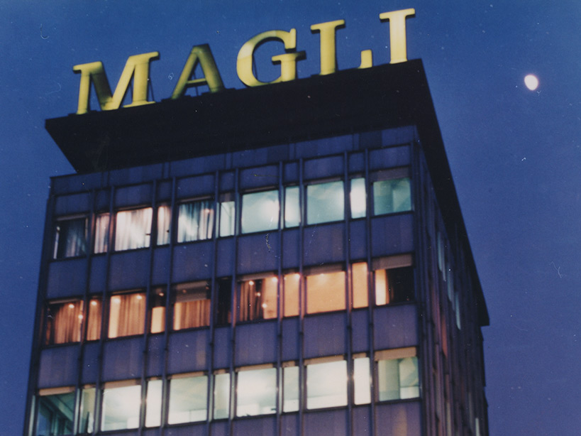1969 archive magli office