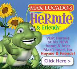 Hermie and Friends banner ad