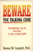 Beware the Talking Cure cover