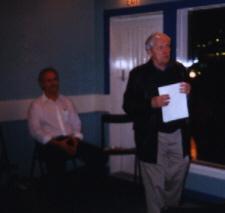 Bruce Cheriton, James Cook