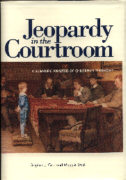 Jeopardy in the Courtroom cover