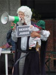 Sexist Judge