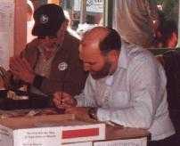 Martin Lewis, Robert Mann