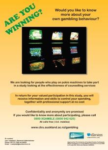 Are You Winning? Gambling Study