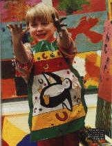 Boy Painting; Next Magazine