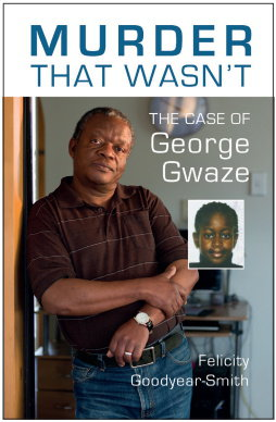 Book cover: Murder that wasn't - the case of George Gwaze
