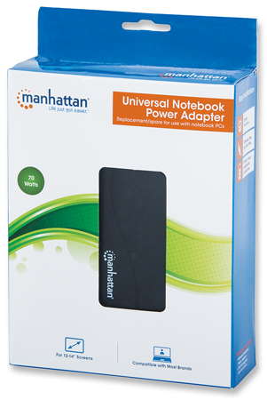 Universal Notebook Power Adapter