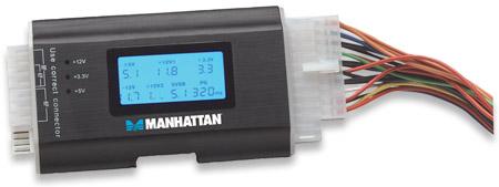 Digital Power Supply Tester