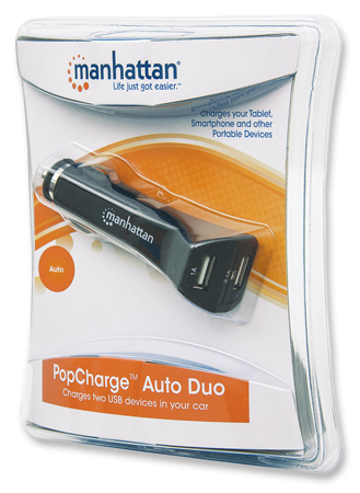 PopCharge Auto Duo