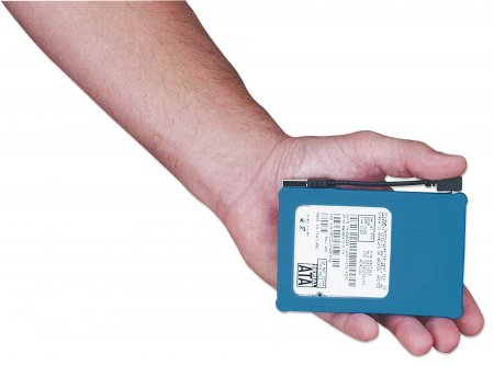 Festplattengehäuse MANHATTAN Hi-Speed USB 2.0, SATA, 2.5