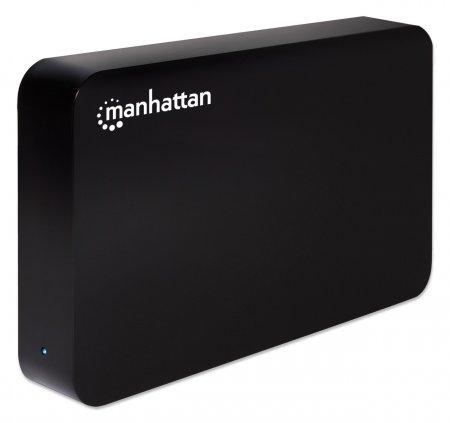 Festplattengehäuse Hi-Speed USB 2.0, SATA, 3,5