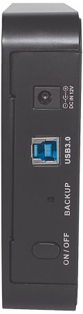 Festplattengehäuse MANHATTAN USB 3.0, SATA, 3,5