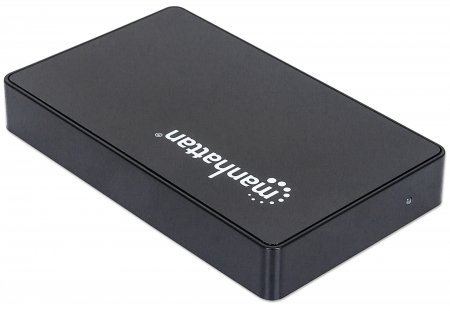 Festplattengehäuse MANHATTAN USB 3.0, SATA, 2,5