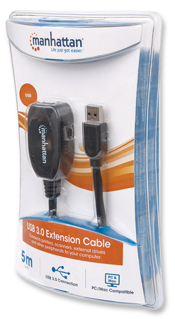 SuperSpeed USB Active Extension Cable