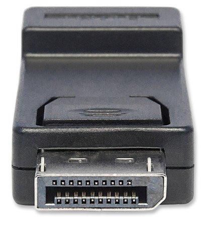 DisplayPort-Adapter MANHATTAN DisplayPort-Stecker / HDMI-Adapterbuchse, passiv