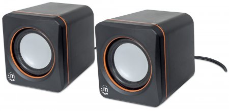2600 Series Speaker System - , Small Size, Big Sound