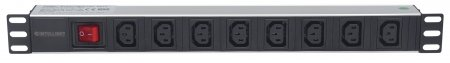 "19"" 1U Rackmount 8-Output C13 Power Distribution Unit (PDU)"