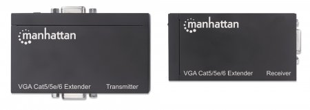 VGA Cat5/5e/6 Extender